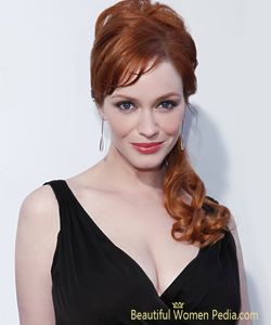 Christina Hendricks Gallery