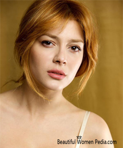 Elena satine red hair authoritative answer